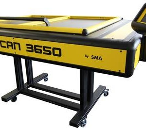 Scanner Flatbed A0 SMA Versascan 3650