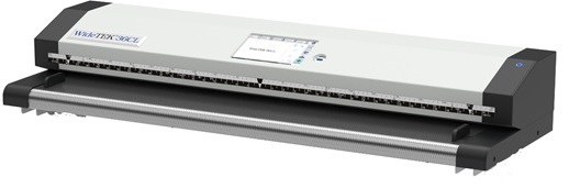 Echipament Scanner A0 Widetek 36CL pentru scanarea documentelor pana la A0.